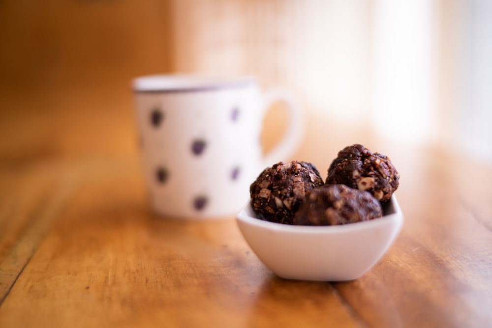 Coconut and Almond Energy balls